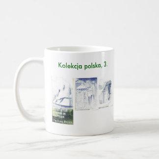 Kolekcja polska, 3. classic white coffee mug