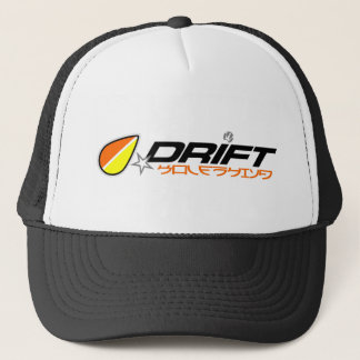 KOLESHIYA PRO DRIFT JDM BADGE TRUCKER HAT
