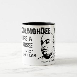KolMohDee Posse Mug