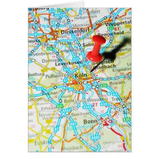 Köln, Cologne, Germany Card