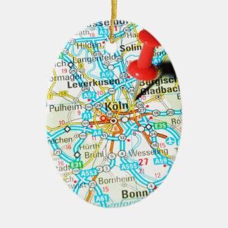Köln, Cologne, Germany Ceramic Ornament