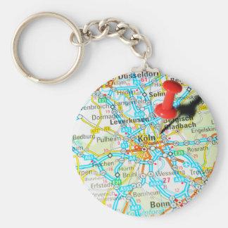 Köln, Cologne, Germany Keychain