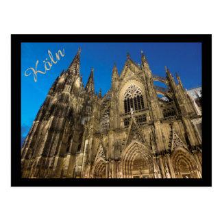 Kölner Dom/Cologne Cathedral Postcard