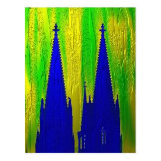 Kölner Dom Postcard