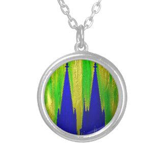 Kölner Dom Silver Plated Necklace