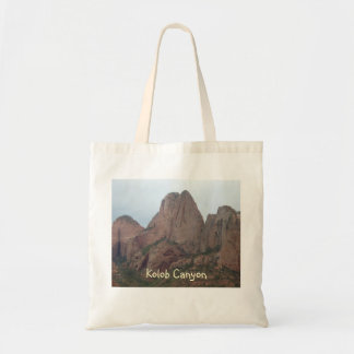 Kolob Canyon Tote Bag