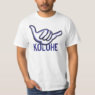 Kolohe hawaiian language troublemaker value tee