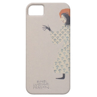 Koloman Moser-Picture book for the niece of Ditha iPhone 5 Case