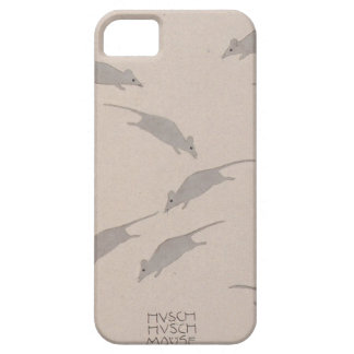 Koloman Moser-Picture book for the niece of Ditha iPhone 5 Cases