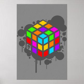 Kolor Block Poster