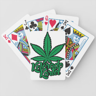 Kolorado Kartel Merchandise Non Apparel Bicycle Playing Cards