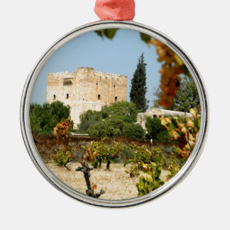 Kolossi Cyprus. Kolossi Castle. Metal Ornament
