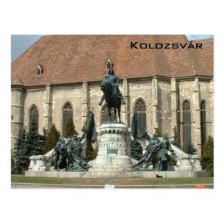 Kolozsvár Postcard