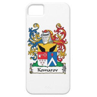 Komarov Family Crest iPhone 5 Cases
