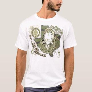 KOMBAT ARMOR/CRAZY 88 - TEXAS GRAPPLE SNAKE T-Shirt