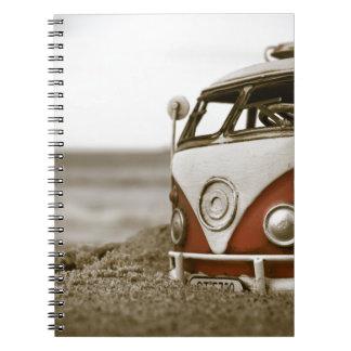 kombi spiral notebook