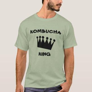 Kombucha King Crown T Shirt