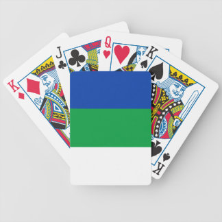 Komi Flag Bicycle Playing Cards
