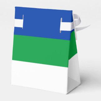 Komi Flag Favor Box