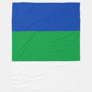 Komi Flag Fleece Blanket
