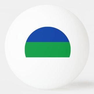 Komi Flag Ping-Pong Ball