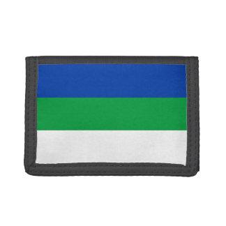 Komi Flag Trifold Wallet