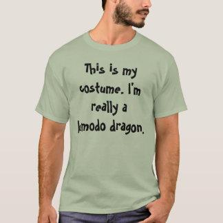 Komodo Dragon Costume T-Shirt
