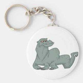 Komodo Dragon Keychain