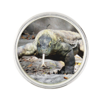 Komodo Dragon Lapel Pin