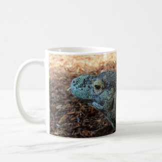 Komodo Dragon Wrapped Around Mug