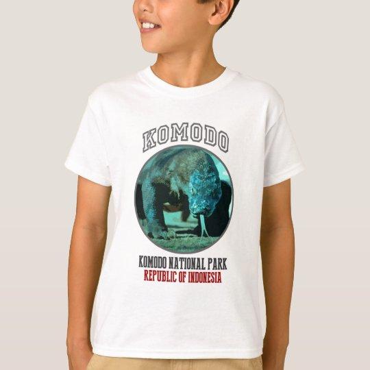 Komodo National Park.png T-Shirt