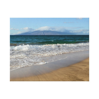 Komohana Volcano in Maui Hawaii Canvas Print