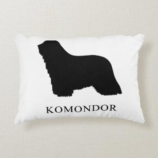 Komondor Accent Pillow