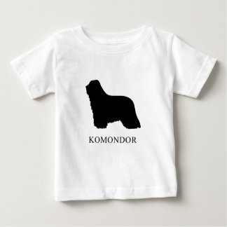 Komondor Baby T-Shirt