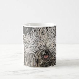 Komondor called Marlet Coffee Mug