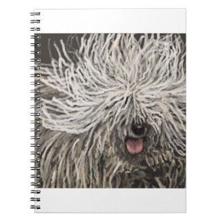 Komondor called Marlet Notebook