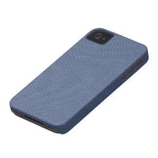 KON - Japanese tabi-style cobalt - densely it is iPhone 4 Cases