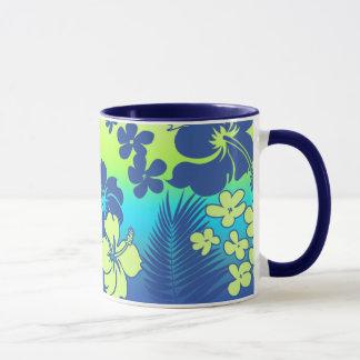 Kona Blend Hawaiian Hibiscus Mug