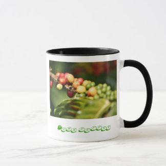 Kona coffee mug