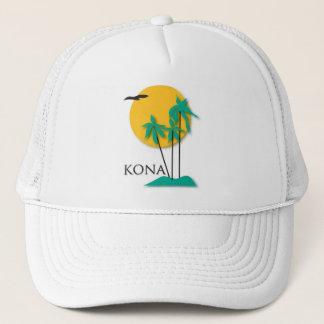 Kona, Hawaii Hat