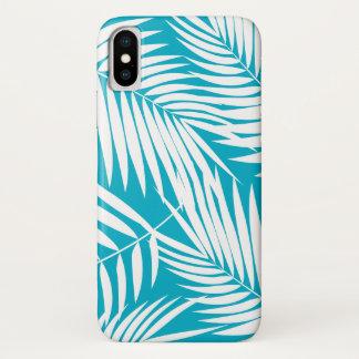 Kona Palms Hawaiian Leaf Tropical Case-Mate iPhone Case