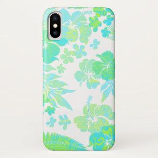 Kona Times Hibiscus Hawaiian Engineered Case-Mate iPhone Case