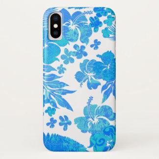 Kona Times Hibiscus Hawaiian Engineered iPhone X Case