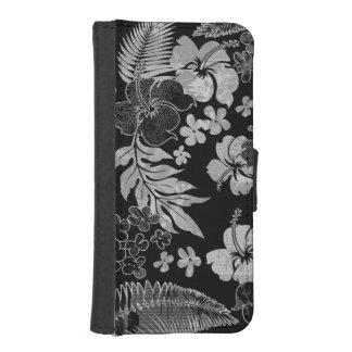 Kona Times Hibiscus Hawaiian iPhone Wallet