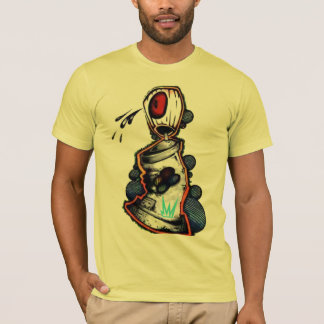 Konflict Spray Can T-Shirt
