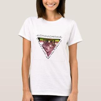 KONICHIWA BLANCA.jpg T-Shirt