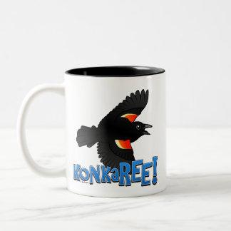KonkaREE! Two-Tone Coffee Mug