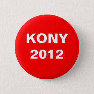 Kony 2012 2 inch round button