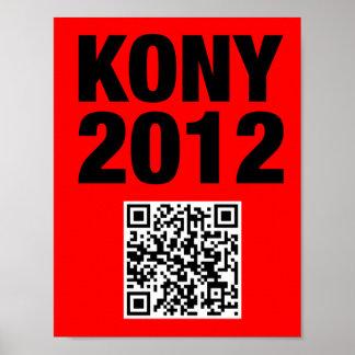 Kony 2012 8x11 Poster