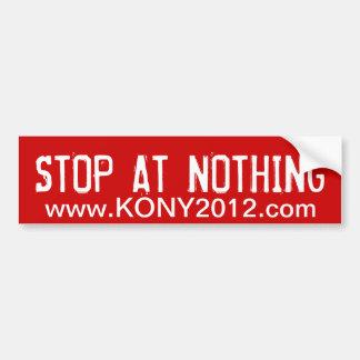 Kony 2012 Bumper Sticker